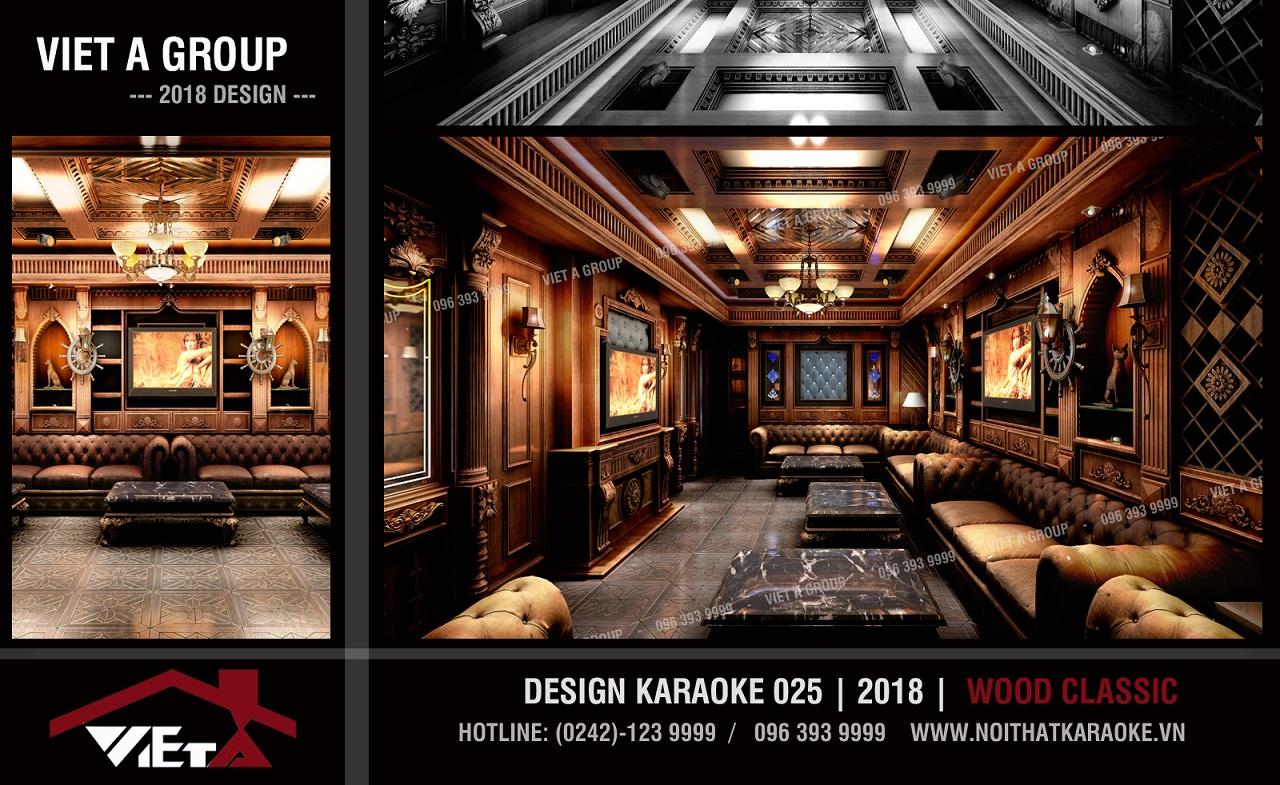 thiết kế karaoke Luxury Lai Châu