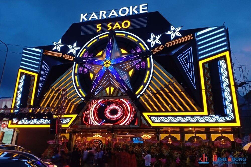 hoạt động kinh doanh dịch vụ karaoke