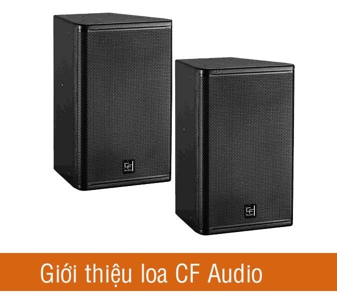 Loa Cf Audio