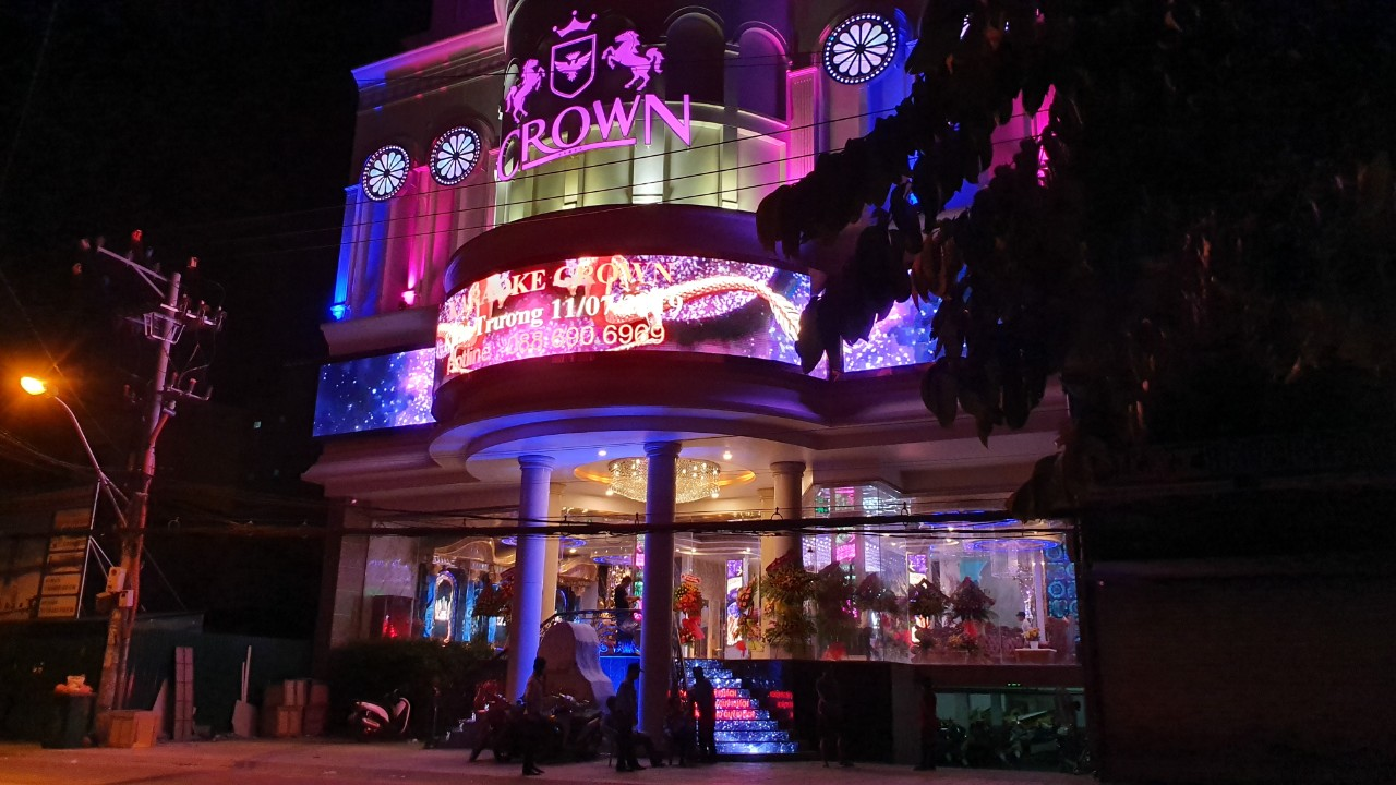 karaoke Crown Nha Trang