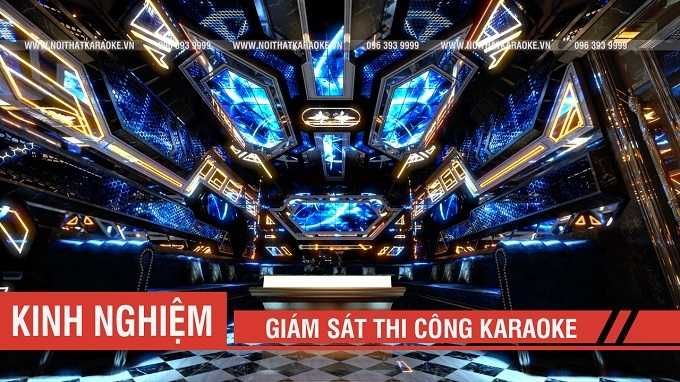 Giam Sat Thi Cong Phong Karaoke