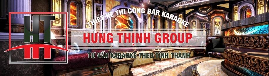 Tư vấn thiết kế thi công karaoke theo từng tỉnh thành trên toàn quốc