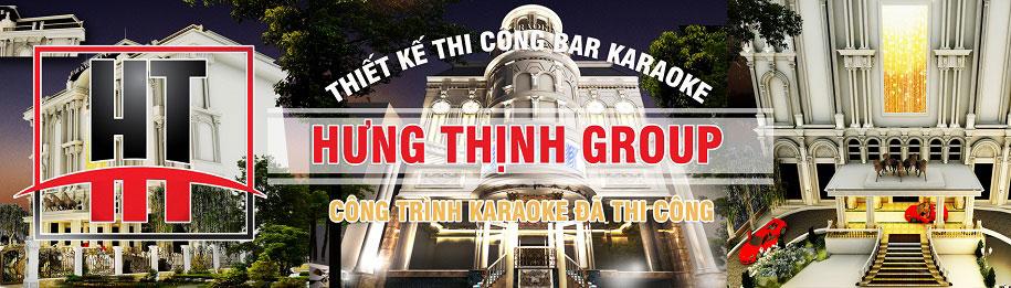 Giới thiệu các dự án công trình karaoke đã hoàn thiện
