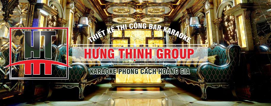 Phòng karaoke theo phong cách Hoàng Gia