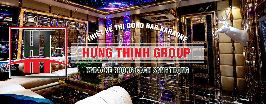 Phòng karaoke phong cách sang trọng đẳng cấp bậc nhất