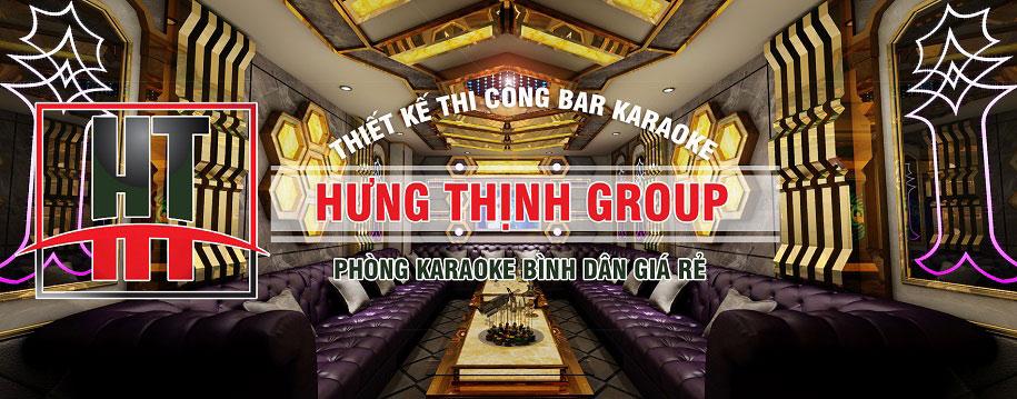 Thiết kế phòng karaoke bình dân giá rẻ