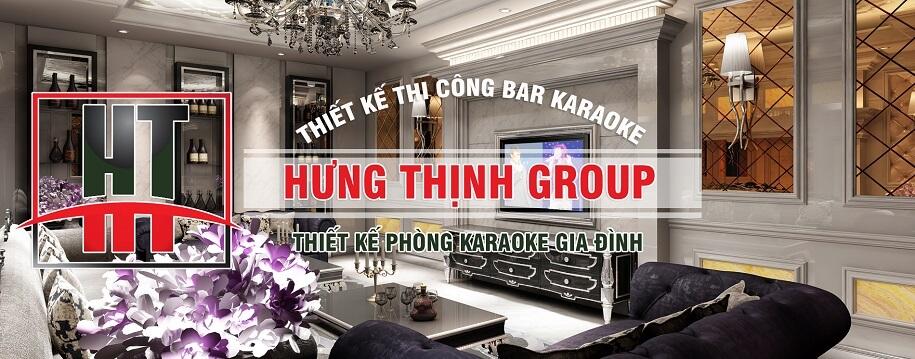 Thiết kế thi công phòng karaoke gia đình uy tín toàn quốc