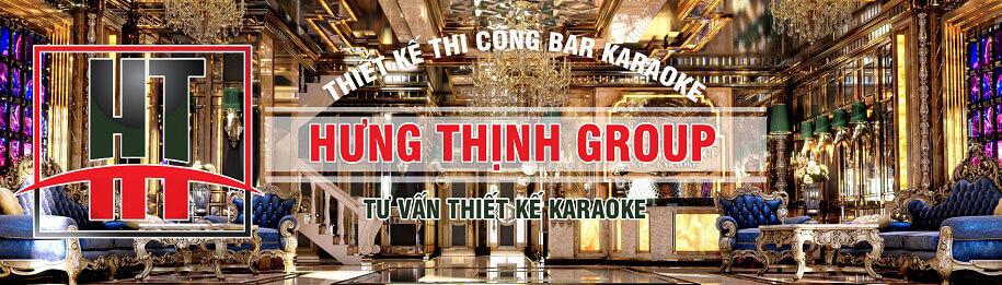 Thiết kế karaoke ấn tượng độc đáo cho quán karaoke của bạn