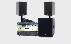 Dàn âm thanh karaoke loa DMX phòng 20 đến 25 m2 sàn