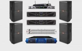 Dàn âm thanh karaoke loa JBL phòng 30 đến 35 m2 sàn