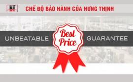 Chế độ bảo hành của Hưng Thịnh với các sản phẩm do chúng tôi cung cấp
