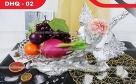 Dĩa trái cây DHQ 02