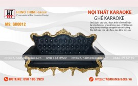 Ghế karaoke GK012