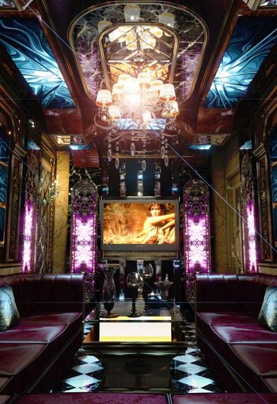 Phòng karaoke Sang Trọng đẹp MS 333