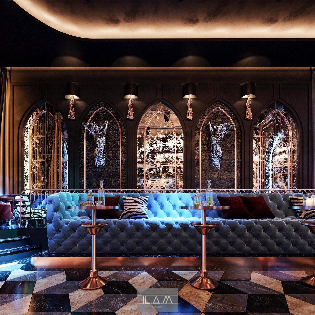 phòng karaoke phong cách mới nhất 06