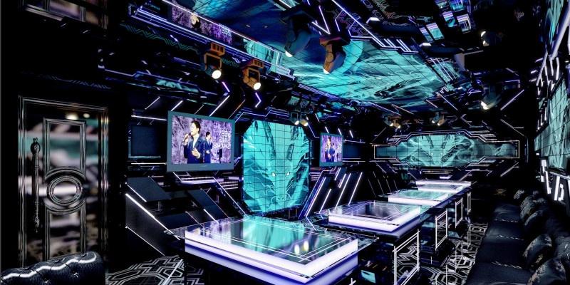 Thiết kế phòng karaoke hiện đại tại Nam Định