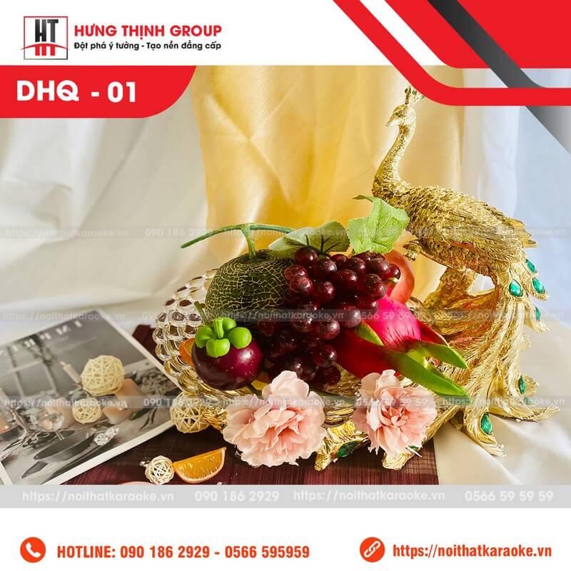 dĩa trái cây DHQ 01