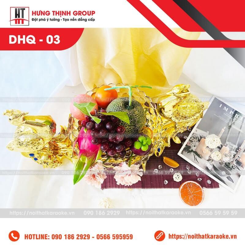 dĩa trái cây DHQ 03