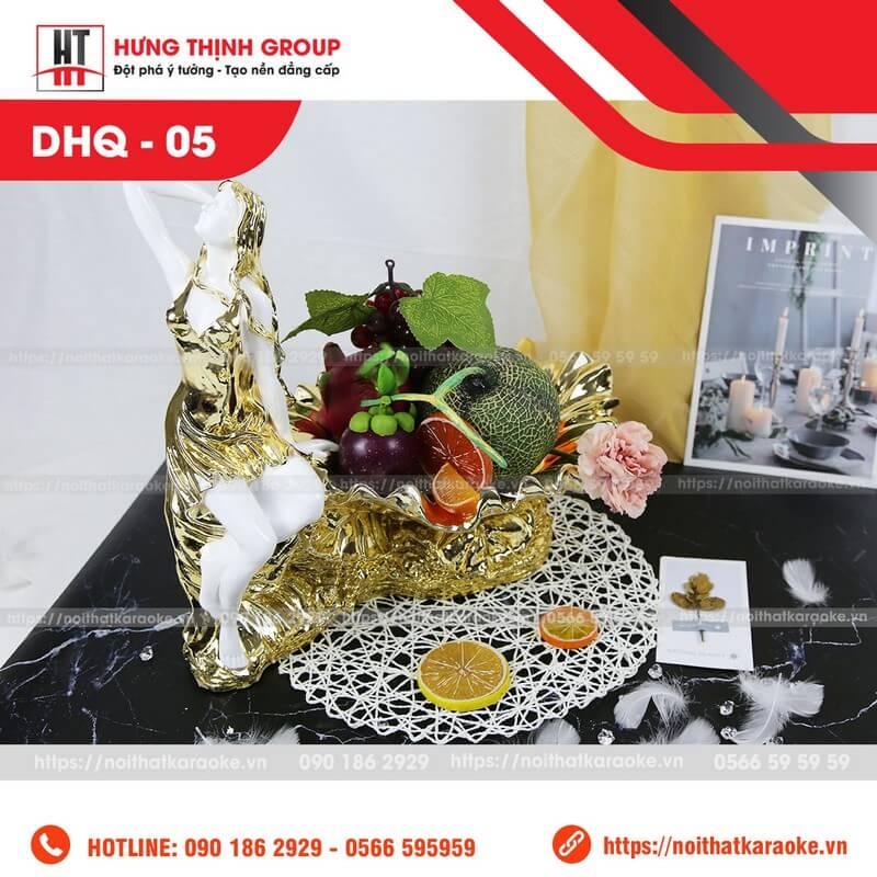 dĩa trái cây DHQ 05