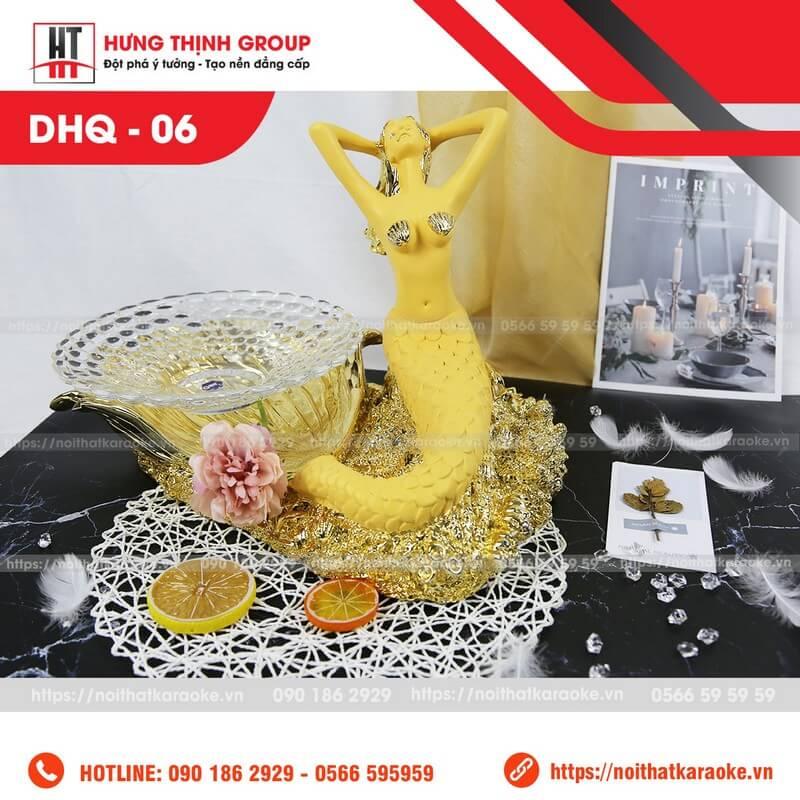 dĩa trái cây karaoke DHQ 06