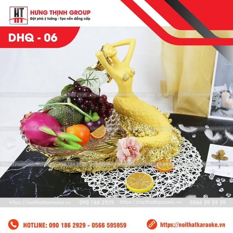 dĩa trái cây DHQ 06