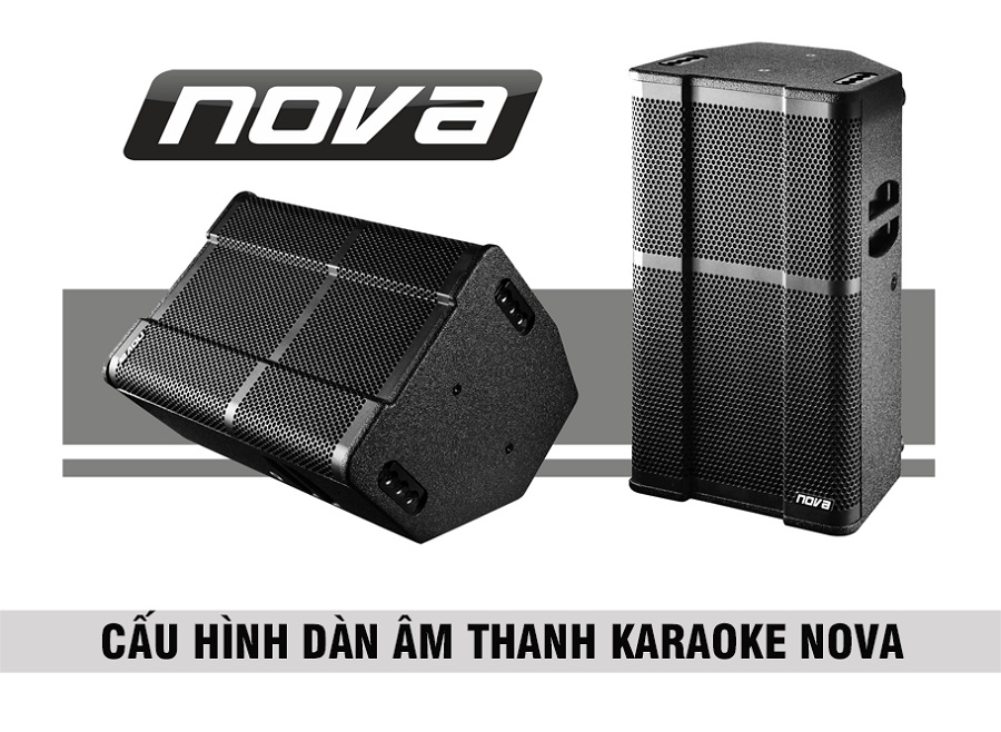 Cấu hình âm thanh loa Nova