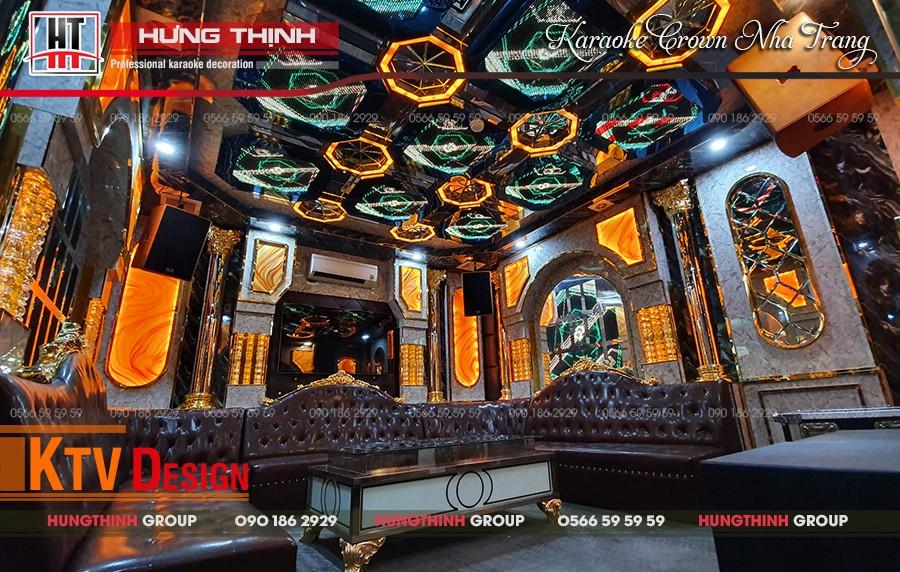Phòng karaoke Vip 01