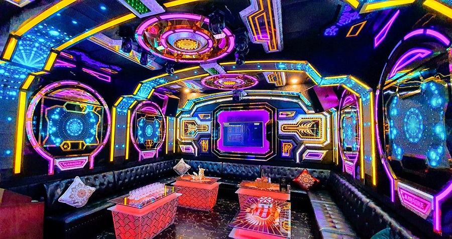 Phòng Vip 05 karaoke Dragon
