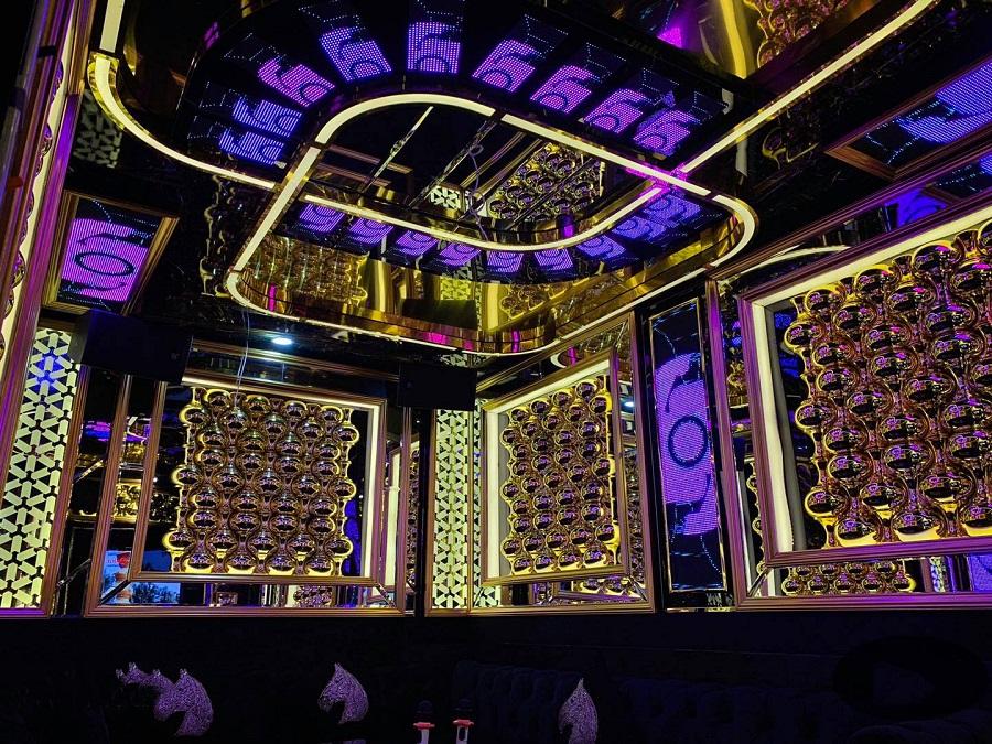 Phòng karaoke Vip 14