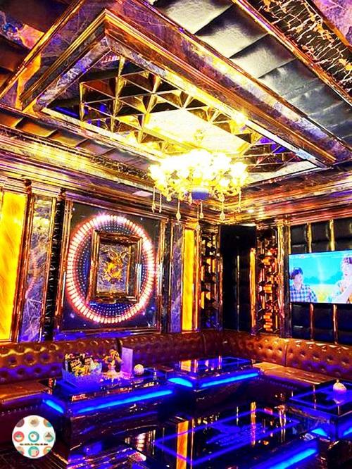Phòng VIP 01 tại karaoke Hồng Đăng