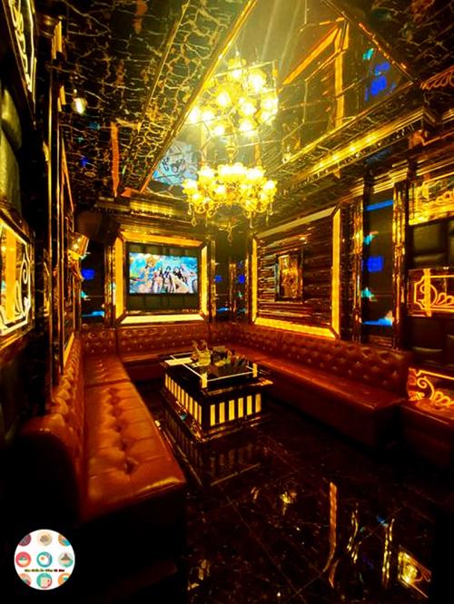 Phòng VIP 03 karaoke Hồng Đăng