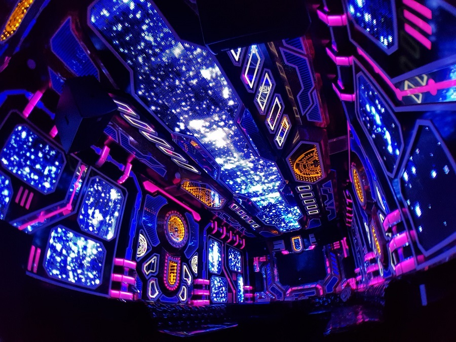 Phòng Vip 10 tại karaoke Luxury