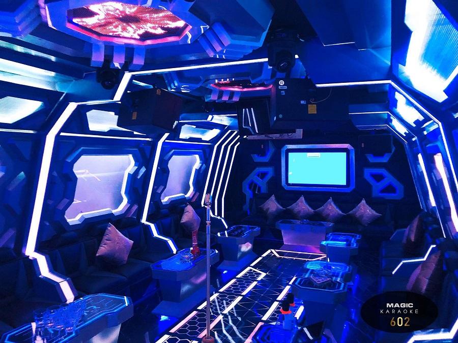 Phòng Vip 22 karaoke Magic