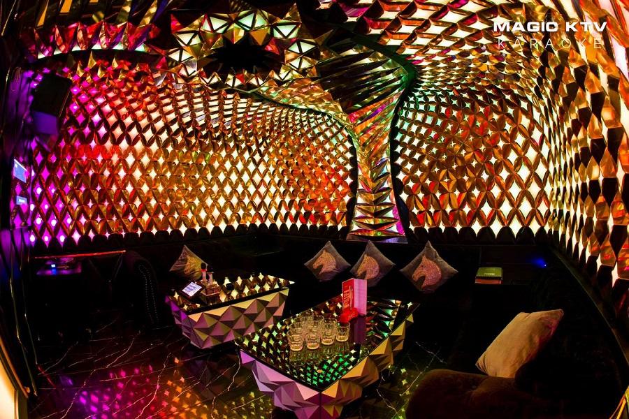 Phòng vip 25 karaoke Magic