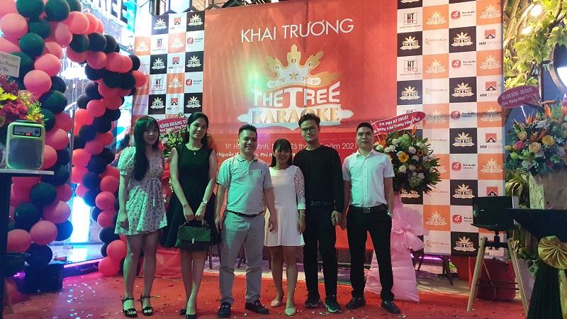 Hưng Thịnh tại Karaoke The Tree