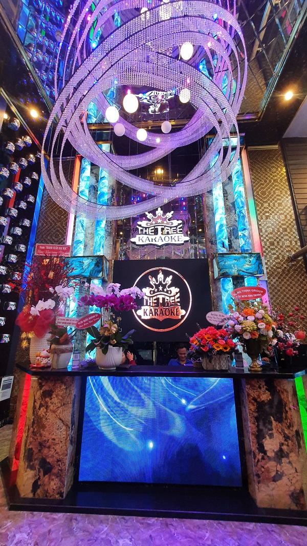 karaoke The Tree vip nhất quận 9