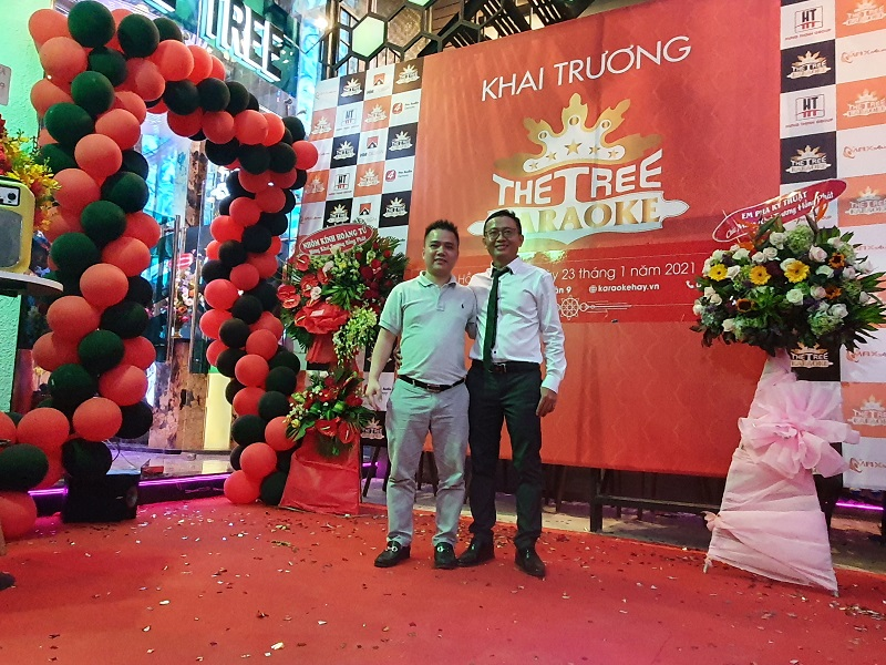 Chủ đầu tư karaoke The Tree quận 9