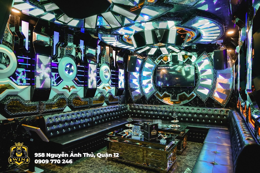 Phòng Vip 4 tại karaoke Win