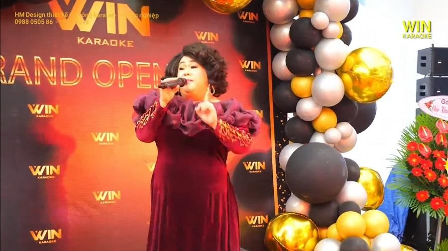 Khai trương karaoke Win quận 12