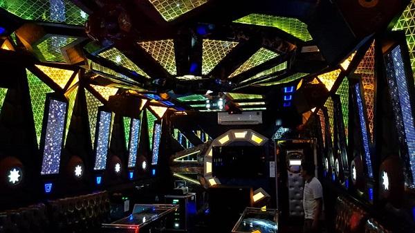 Phòng mini bar vip 07 karaoke Gia bảo