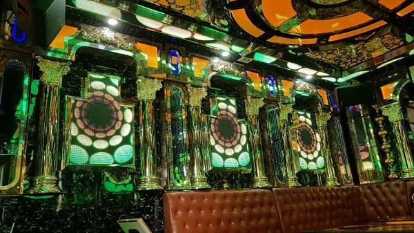 Phòng 04 karaoke Gia Bảo