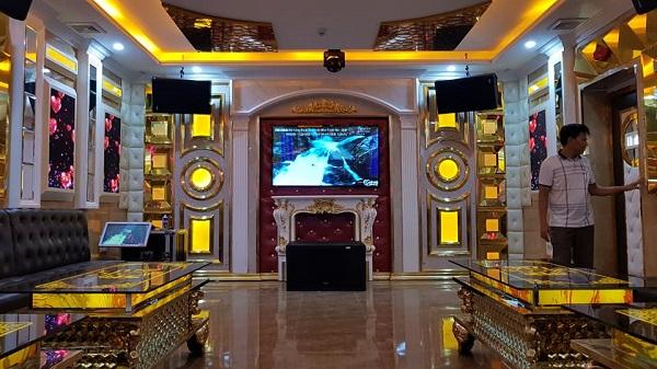 Vip 05 karaoke Gia Bảo