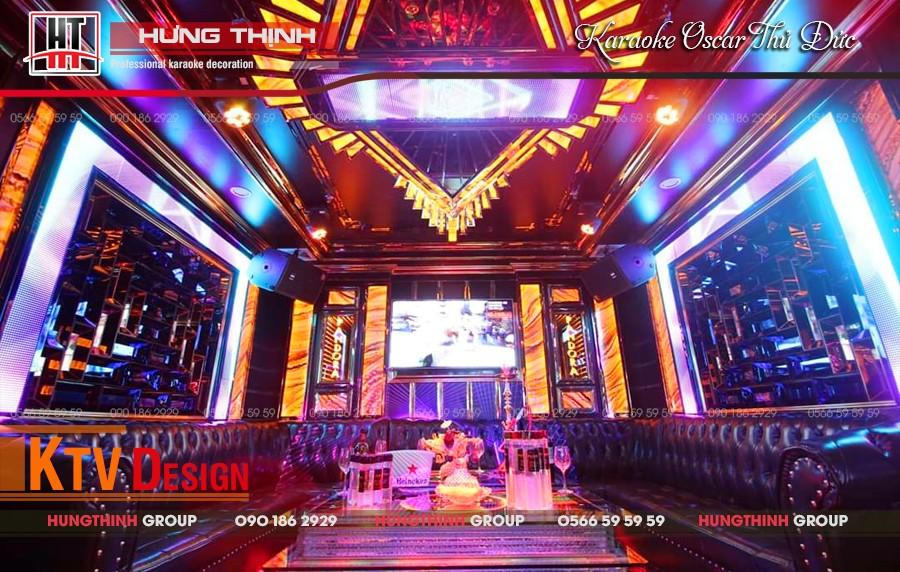 Hình ảnh thực tế Vip 09 karaoke Oscar