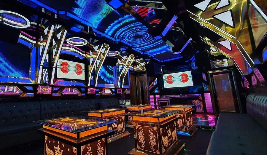 Phòng 108 karaoke Luxury Hà Tĩnh