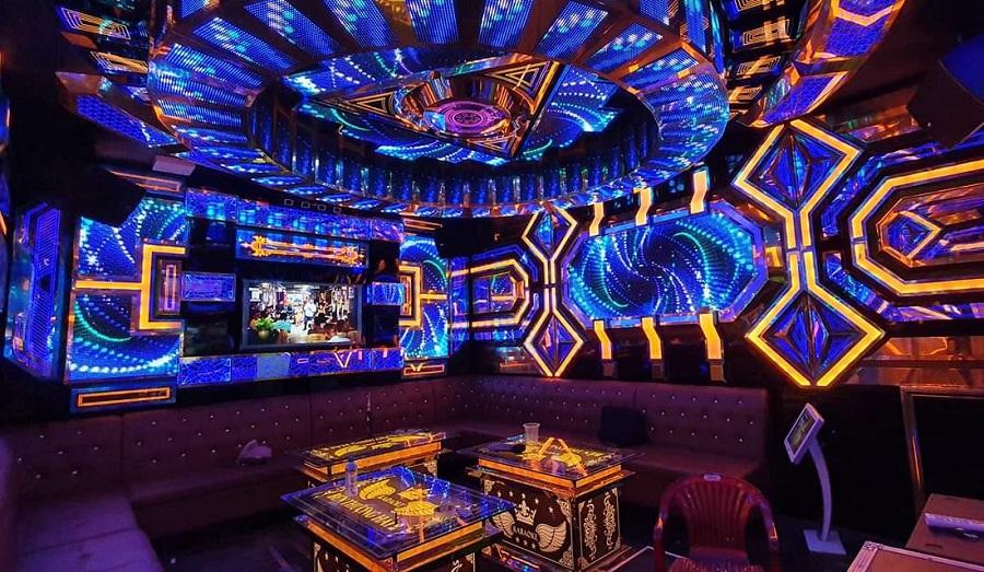Phòng karaoke 608 Luxury Hà Tĩnh