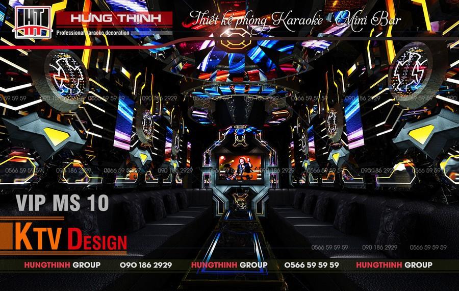 Phòng Vip 207 karaoke Luxury Hà Tĩnh