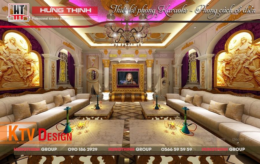 Phòng Vip 701 karaoke Luxury Hà Tĩnh