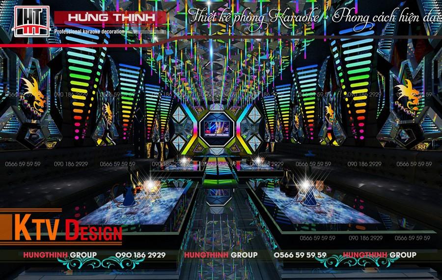 Phòng karaoke Vip 26 Luxury Nha trang