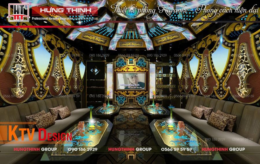 Phòng karaoke Vip 22 Luxury Nha trang