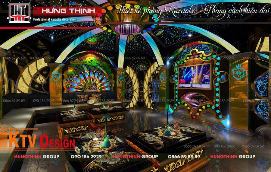Phòng karaoke Vip 12 Luxury Nha trang
